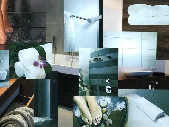Interieurontwerp – Badkamer