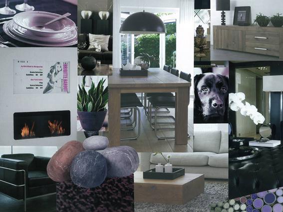 Interieurontwerp – Bungalow